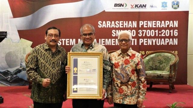 BSN Berikat Seritifikat ISO