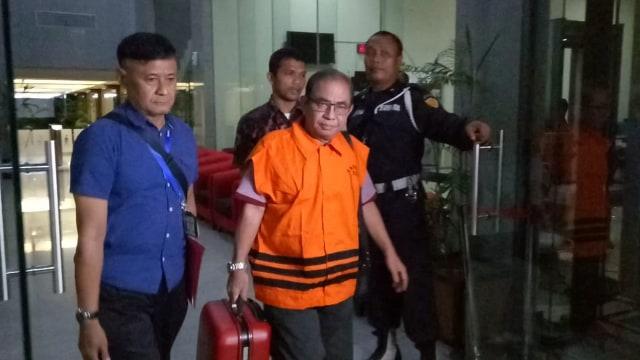 Borak Milton, KPK, Ketua Komisi B DPRD Kalimantan Tengah, Korupsi