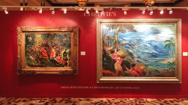 Melihat Ragam Barang Mewah yang Akan Dilelang di Christie's Hong Kong (8955)