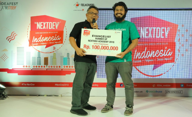 Pemenang The NextDev Academy