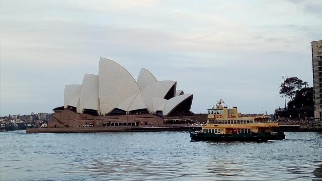Sydney Opera House, Ikon Kota Sydney, Australia