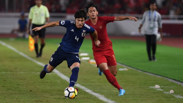 Timnas Indonesia vs Jepang, perempat final AFC U-19 Championship