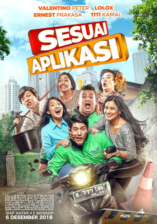 Poster Film 'Sesuai Aplikasi'
