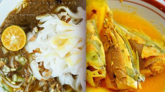 Lempah Kuning Hingga Pantiaw Ini 5 Makanan Khas Pangkalpinang