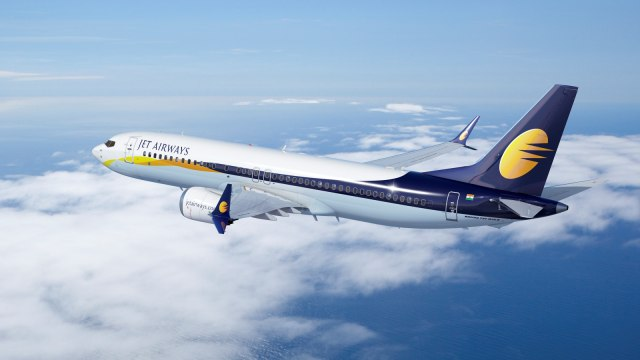 Jet Airways Boeing 737 Max