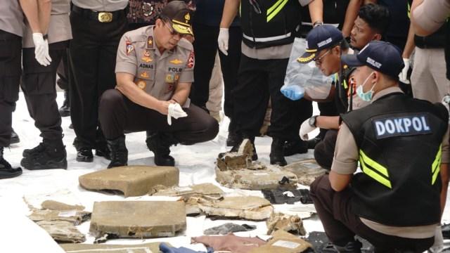 5 Temuan KNKT soal Tragedi Jatuhnya Lion Air PK-LQP (213428)