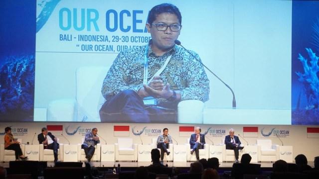 Setahun Edhy Prabowo di KKP: Janji Tak Rombak Pejabat, Dinas Pakai Jet Pribadi  (45274)