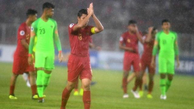 Kaleidoskop 2018: Pasang Surut Sepak Bola Indonesia (442164)