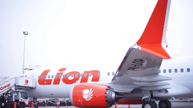 Pesawat Lion Air PK-LQP