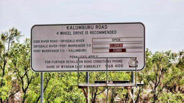 Aturan lalu lintas di Australia
