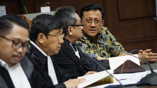 MA Ubah Penerapan Pasal di Putusan PK Irman Gusman (231418)