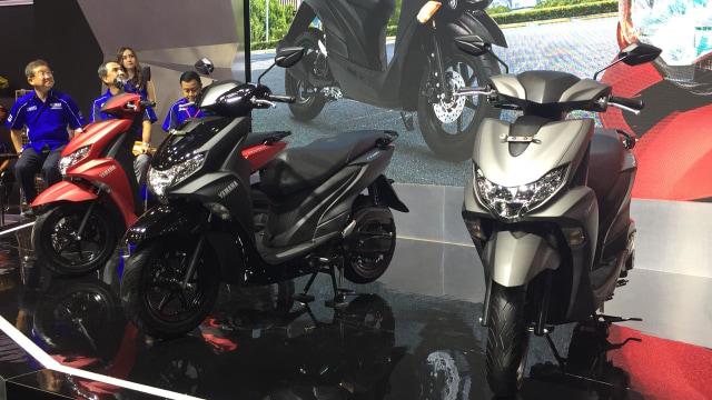 Penjualan Sepeda Motor Tembus 6,3 Juta Unit, Honda Masih Dominan (466240)