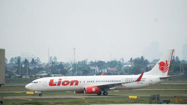 5 Temuan KNKT soal Tragedi Jatuhnya Lion Air PK-LQP (213427)