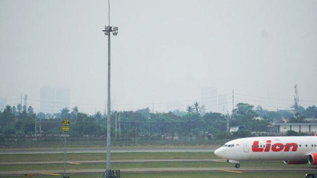 Ilustrasi Lion Air