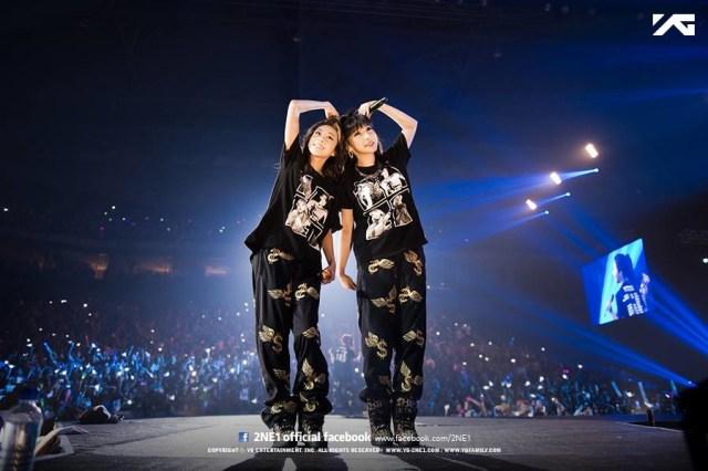 Sandara Eks 2NE1 akan Bergabung di Comeback Solo Park Bom (229379)