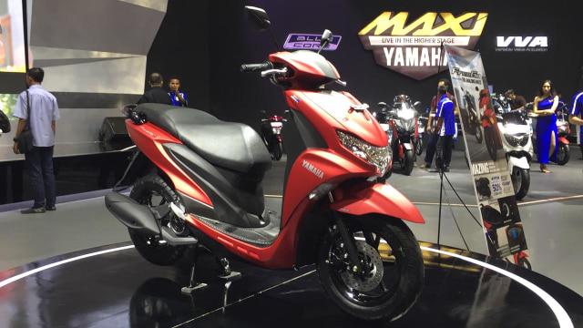 Bedah 3 Varian Yamaha FreeGo (88670)