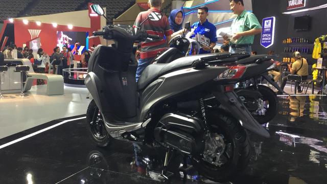 Bedah 3 Varian Yamaha FreeGo (88671)
