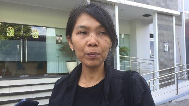 Angelina Pane, Program Manajer AFJ