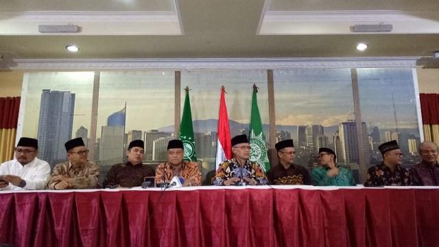 Silaturahmi PBNU dan Muhammadiyah