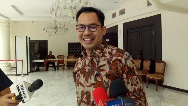 Ketua Komisi Penyiaran Indonesia (KPI) Yuliandre Darwis
