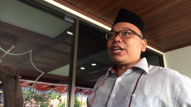 BPN Prabowo-Sandi, Mustofa Nahra, Bareskrim, Cuitan Lion Air.