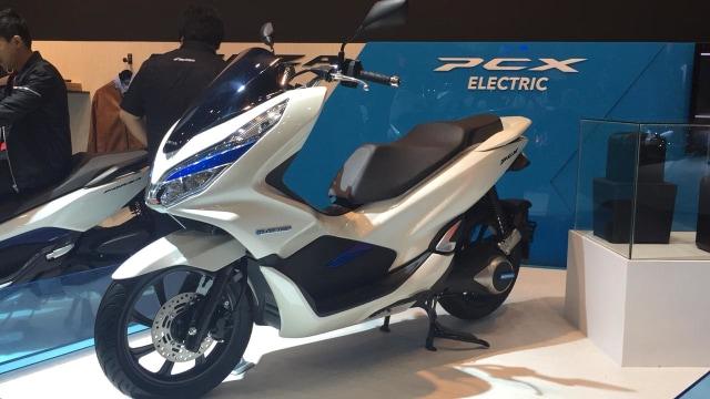Intip Spesifikasi Motor Listrik Treeletrik T90 'Kembaran' Honda PCX (144940)