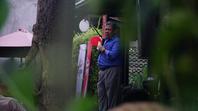 Wakil Ketua Dewan Perwakilan Rakyat (DPR) Fahri Hamzah