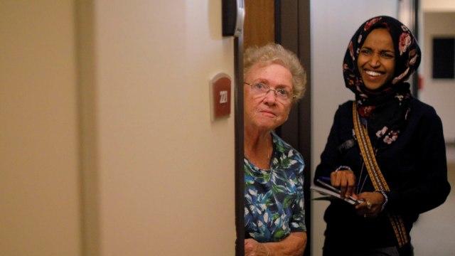 Ilhan Omar dan Rashida Tlaib, Dua Wanita Muslim Pertama di Kongres AS (214555)