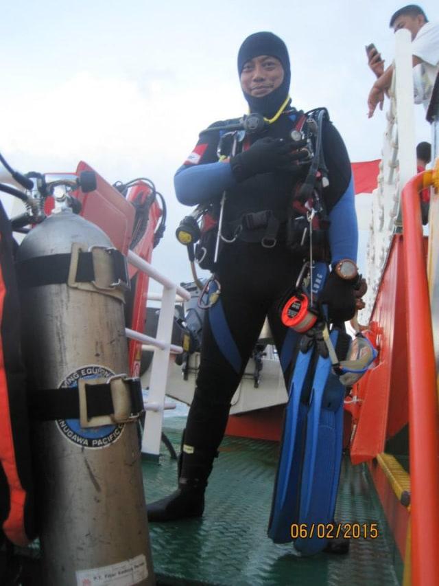 Selamat Jalan Syachrul Anto, Penyelam Pahlawanku (68447)