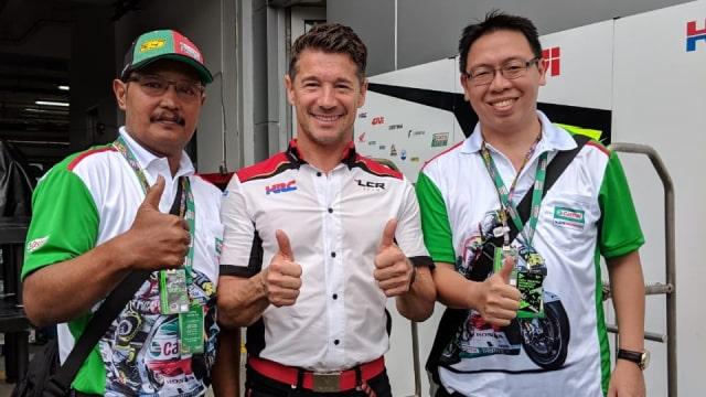 Bengkel Indonesia di Motor LCR Honda