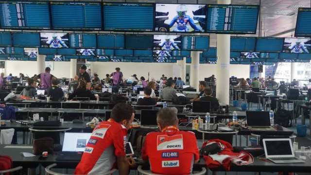 Media Centre Sirkuit Internasional Sepang