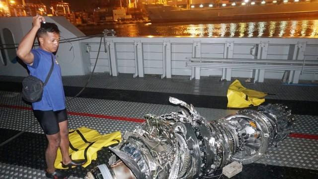 5 Temuan KNKT soal Tragedi Jatuhnya Lion Air PK-LQP (213430)
