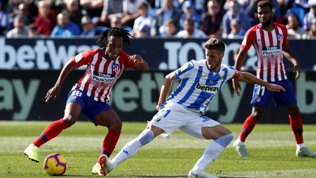 Tak Ada Pemenang dalam Laga Leganes Lawan Atletico Madrid (383694)