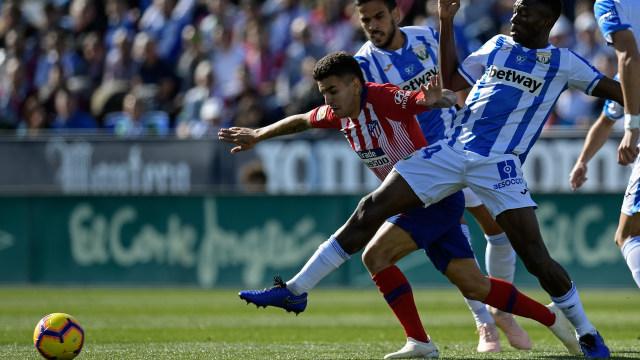 Tak Ada Pemenang dalam Laga Leganes Lawan Atletico Madrid (383695)
