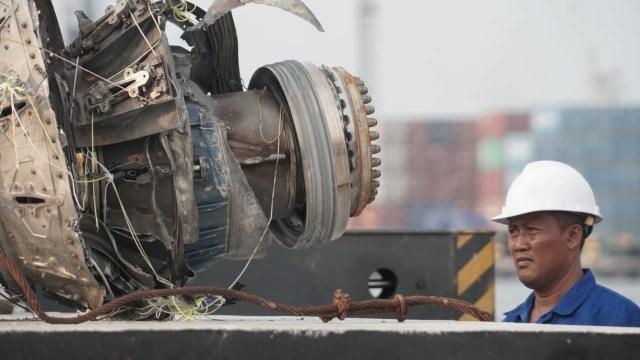 Lion Air JT-610, KNKT