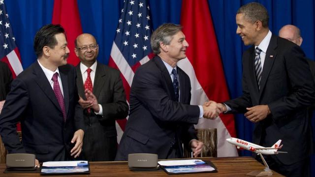 LIPSUS, Rusdi Kirana, Barack Obama