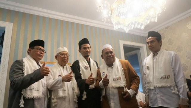 Pertemuan K.H. Ma'ruf Amin Dengan Ulama se-Jakarta Timur