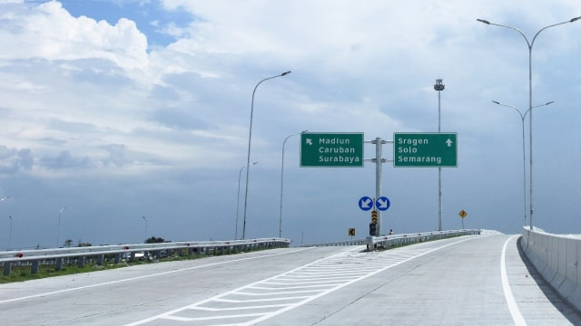 Jalan Tol Solo-Ngawi Segmen Sragen-Ngawi siap beroperasi