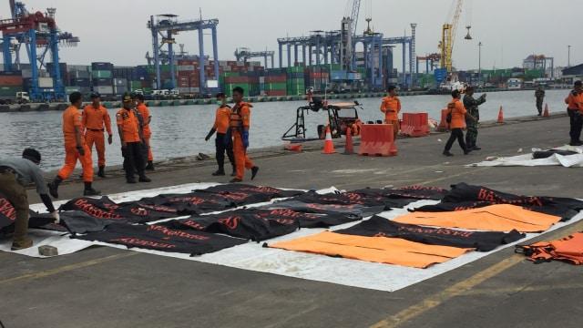 KNKT Ungkap Penyebab Utama Jatuhnya Lion Air JT-610 (245870)