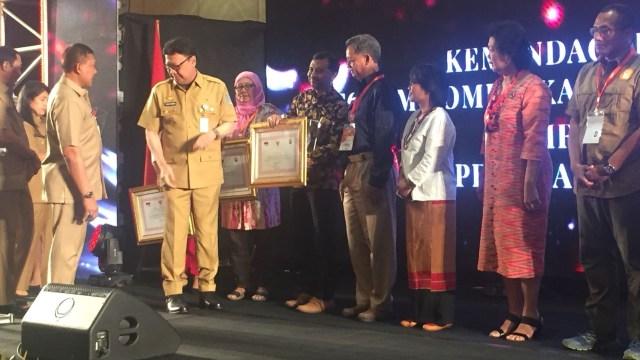 Mendagri Beri Penghargaan kepada 15 Ormas: ICW hingga Muhammadiyah (373107)
