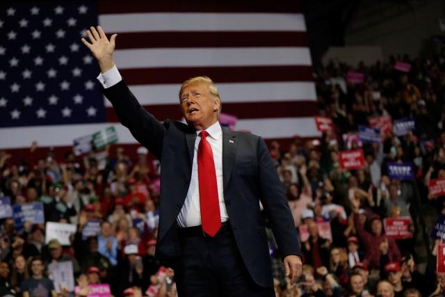 Memahami Pemilu Paruh Waktu AS, Penentu Nasib Donald Trump (94438)