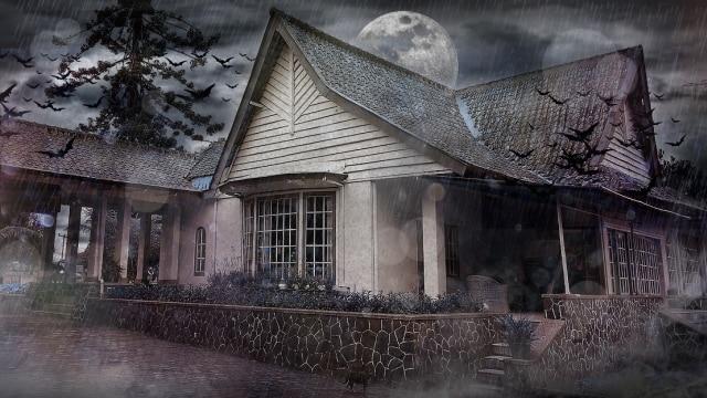 Kisah Nyata Hantu Penunggu Vila (33797)