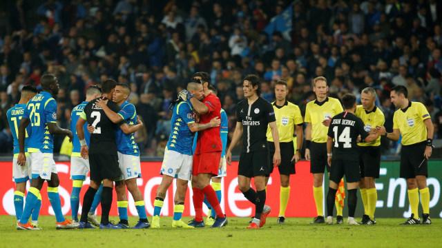 Napoli dan PSG Berbagi Angka di San Paolo (69766)