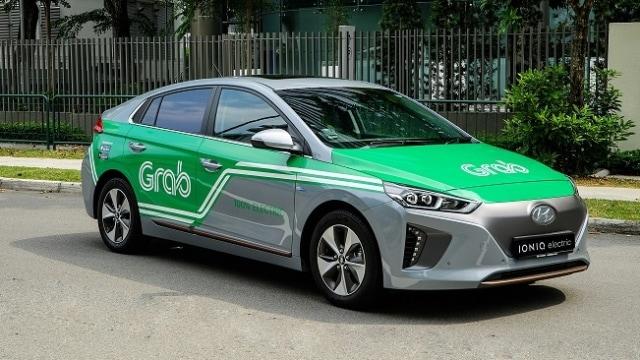 Mobil Listrik Grab dari Hyundai