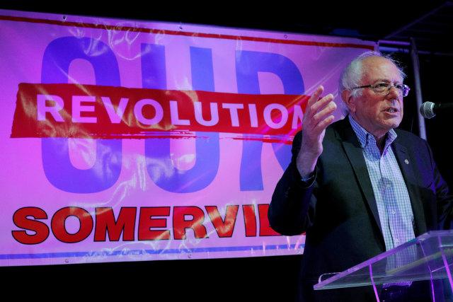 Bernie Sanders Menang Mudah dalam Pemilu Paruh Waktu AS (311018)