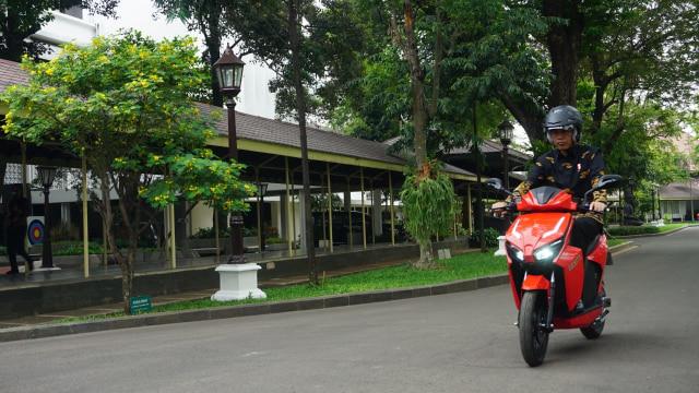 GESITS Motor Listrik Asli Indonesia Punya Pabrik di Senegal! (244756)