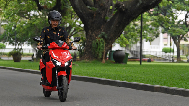 Joko Widodo, motor Gesits