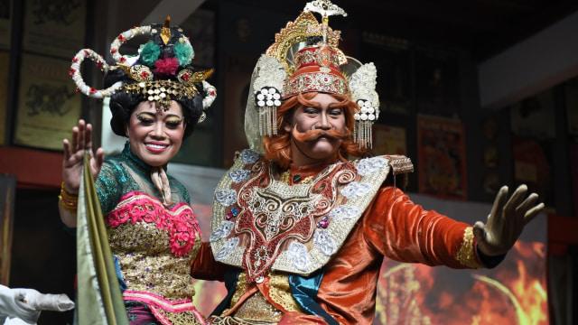 Teater Koma Akan Gelar Pentas Bertajuk 'Mahabarata: Asmara Raja Dewa' (517840)