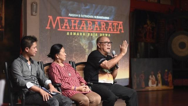 Teater Koma Akan Gelar Pentas Bertajuk 'Mahabarata: Asmara Raja Dewa' (517841)