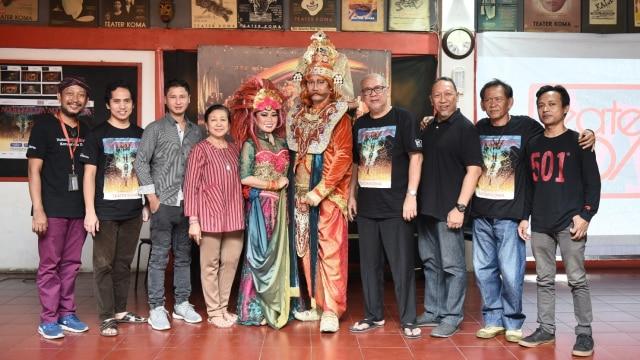 Teater Koma Akan Gelar Pentas Bertajuk 'Mahabarata: Asmara Raja Dewa' (517842)